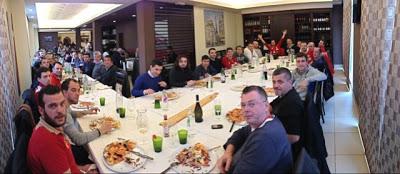 Pizza la nuova ferrari luca bonacini - Buon pranzo in spagnolo ...