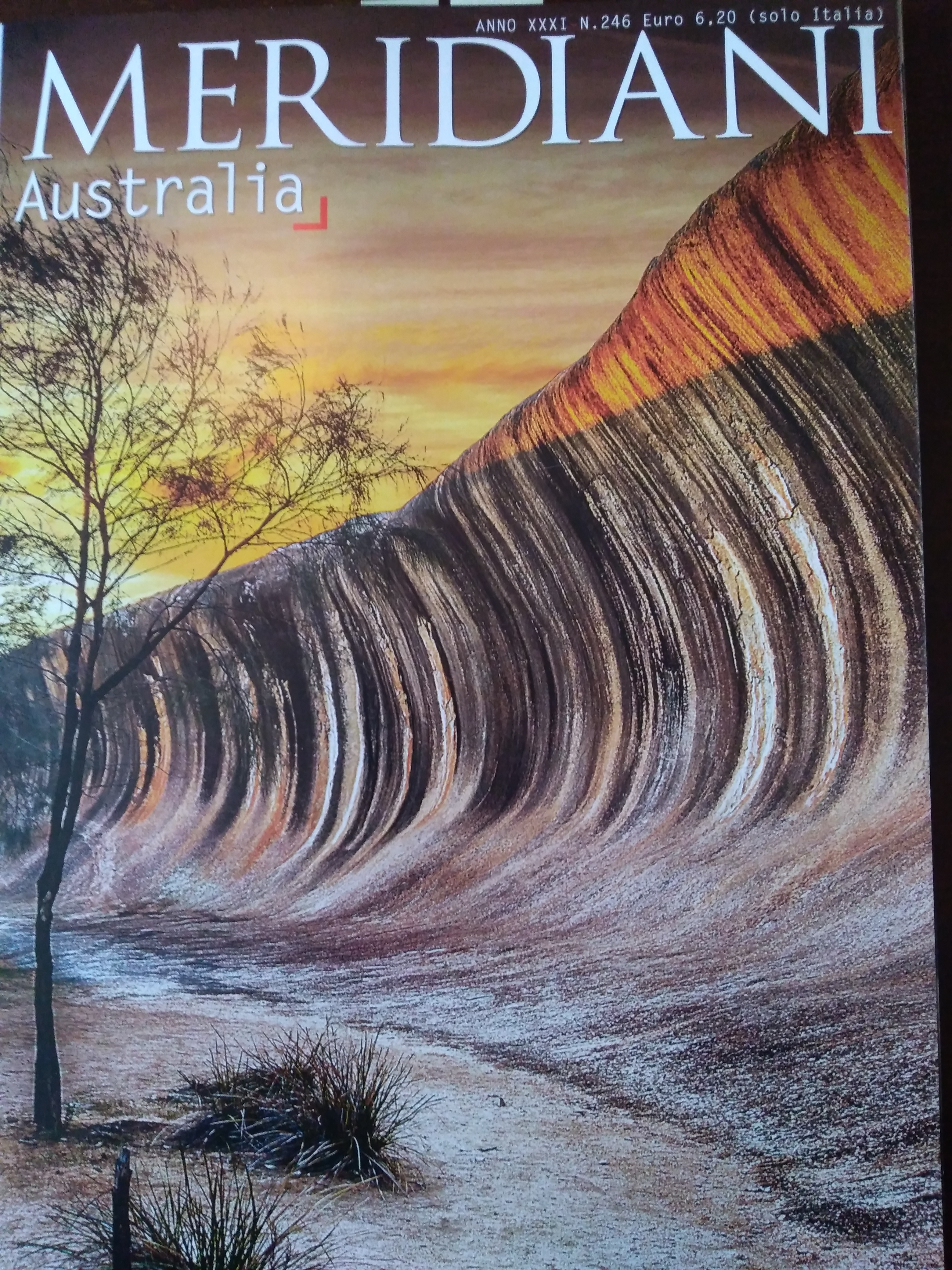 Meridiani Australia