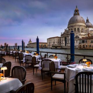 Club del Doge Restaurant Terrace