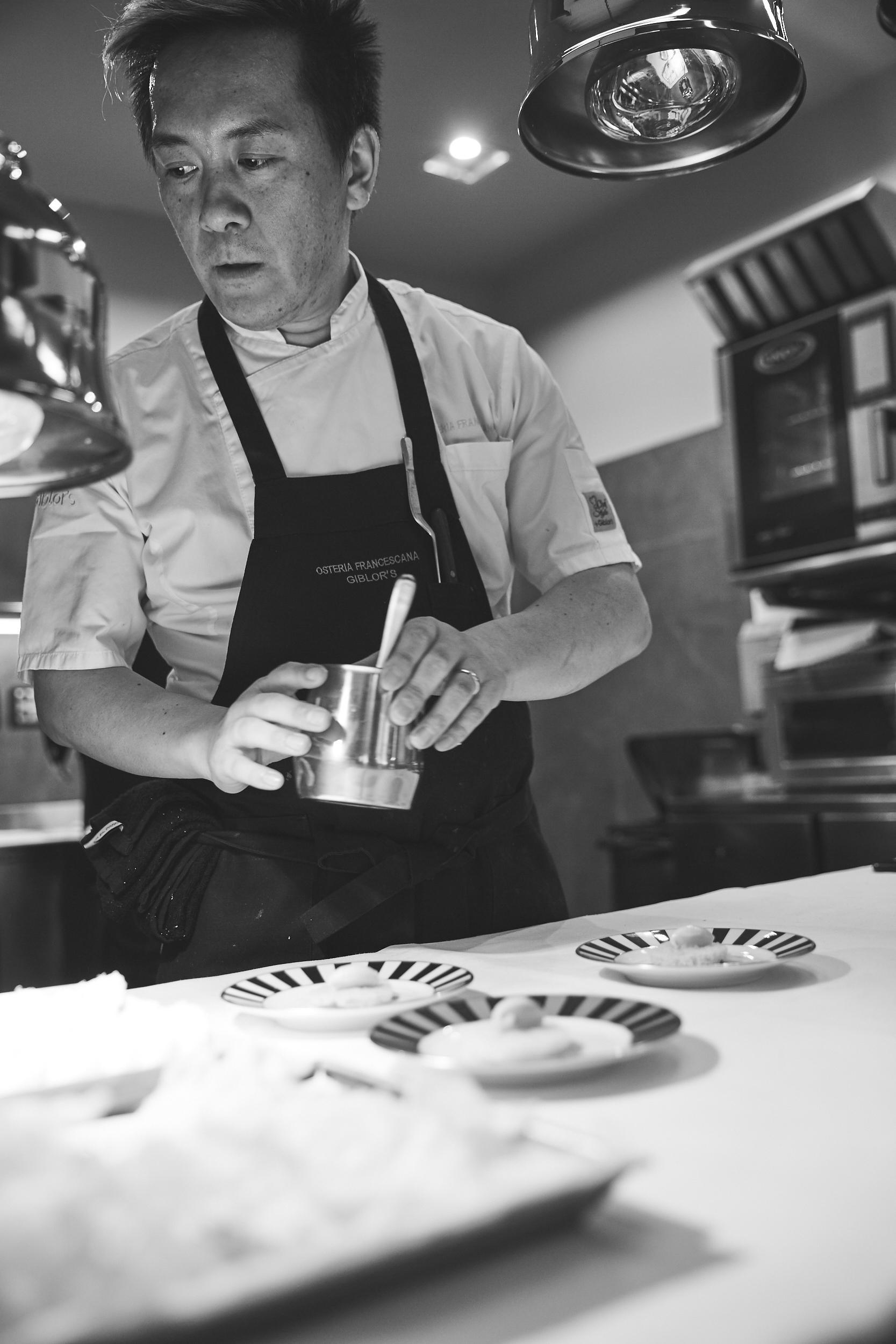 Köcheportrait Massimo Bottura - B-EAT Magazin #5/19