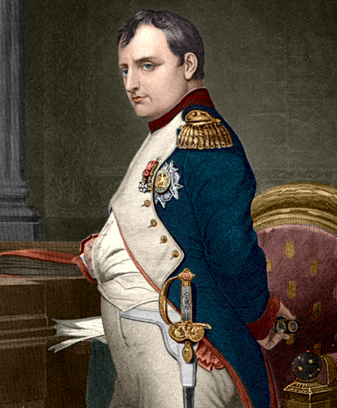 Napoleonbonaparte_coloured_drawing