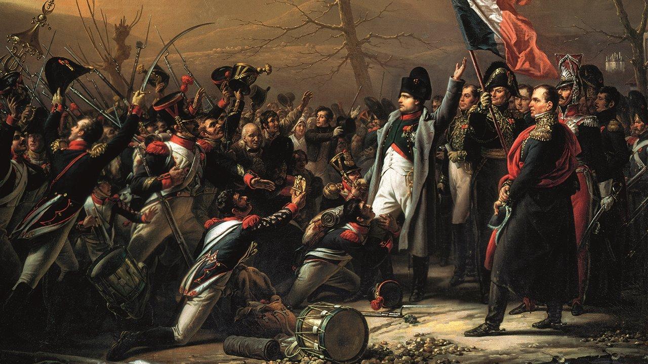 questolio-del-1818-opera-di-carl-von-steuben-mostra-larrivo-di-napoleone-e-delle-sue-truppe-a-golfe-juan-nei-pressi-di-antibes-il-primo-marzo-del-1815_22d31ca5_1280x720
